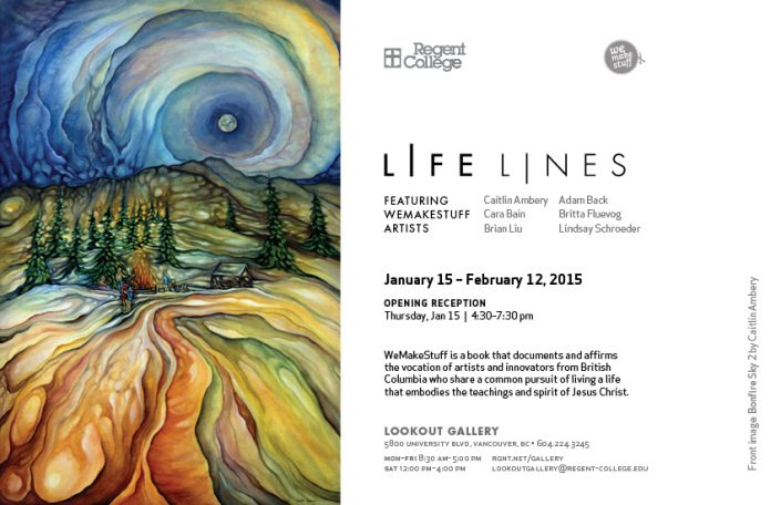Life Lines Reception