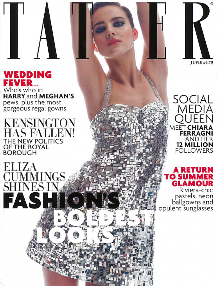 Tatler Magazine Feature