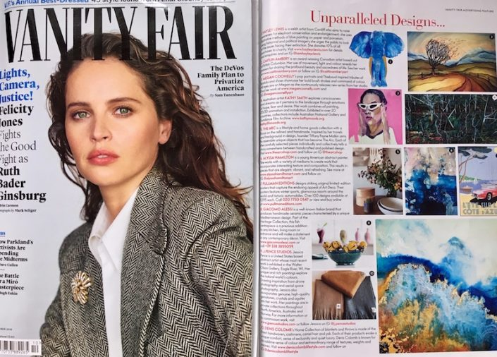 Vanity Fair UK Feature